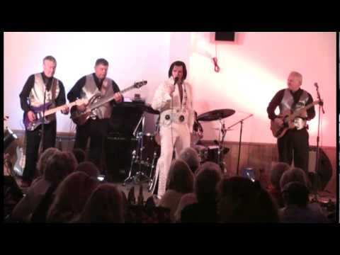 Video of Steve Brandes - Elvis Artist