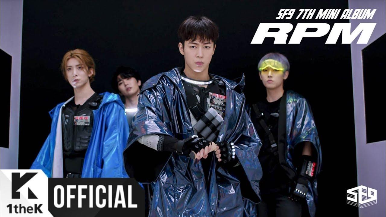 [Korea] MV : SF9 - RPM