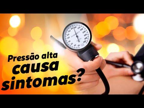 Como a pressão arterial deve cair