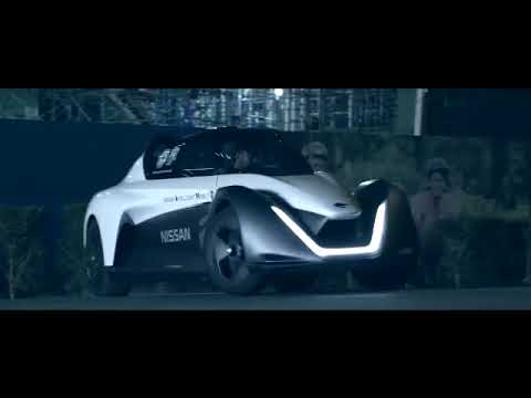EXPO 2020 NISSAN BLADE GLIDER / OFFICIAL PARTNERSHIP