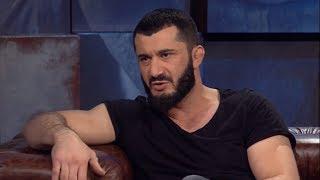 Eryk Lubos przyjął uderzenie z półobrotu od Mameda Chalidowa! Bardzo cierpiał? [Kuba Wojewódzki]