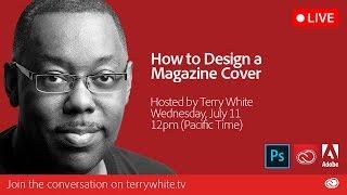 How To Design A Magazine Cover