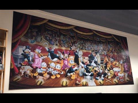Disney Orchestra 13200pcs - Clementoni Puzzle