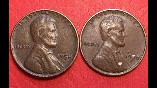1958d oddity lincoln wheat cent - Thủ thuật máy tính - Chia
