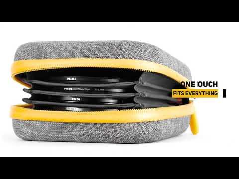 Housse de rangement NiSi Caddy pour filtres circulaires