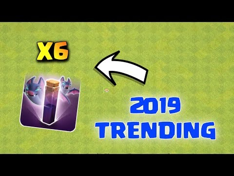2019 TRENDING ATTACK IN CLASH OF CLANS,Clash of Clans India
