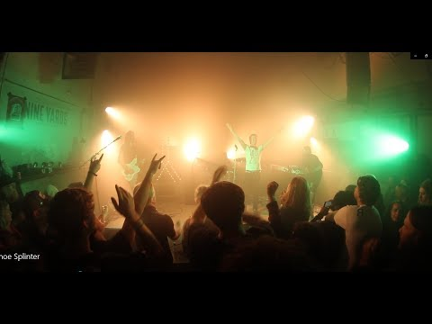 Splinter At Last Night On Earth festival