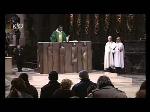 Messe du 7 février 2014