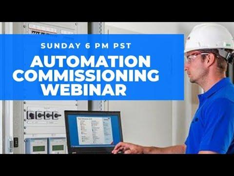 Automation (PLC, DCS ,SCADA) Commissioning Training Webinar ...