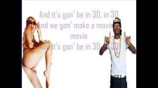 Miley Cyrus- My darlin' ft. Future (lyrics)