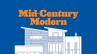 The History Of Mid-Century Modern Moulding