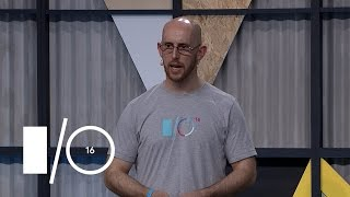 High performance web user interfaces - Google I/O 2016