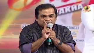 Brahmanandam Most Funny Speech - Thadaka Audio Launch / Tadaka / Tadakha / Thadakha