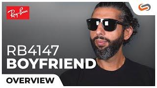 Ray-Ban RB4147 Boyfriend