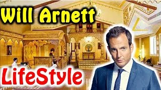 Gambar cover The Secret Life of Will Arnett ! Ex-Girlfriends, Spouses, Scandals, Net Worth. 3 Minutes Review!