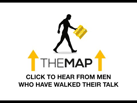 Men's Coaching with Clive Maxheath - Testimonial Video<br />The MAP - 'Men who walk their talk'