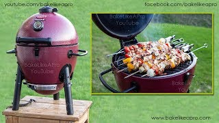 Char-Griller Akorn Jr Kamado Kooker Charcoal Grill Unboxing And Review