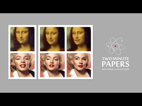 Bringing Famous Paintings to Life with Artificial Intelligence