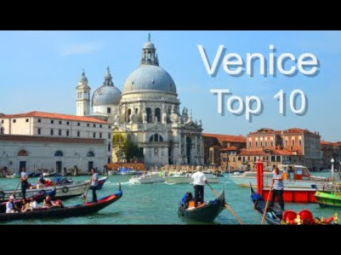 Top Ten Things to Do in Venice, Italy; by Donna Salerno Travel