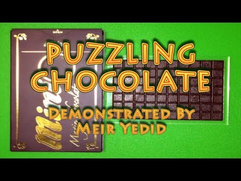 Puzzling Chocolate by 808 Magic, Winston Freer (2)