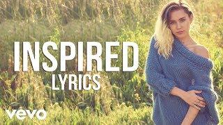 Miley Cyrus - Inspired (Lyrics)