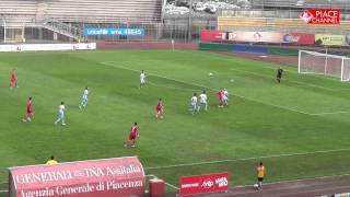 preview picture of video 'PIACENZA CALCIO 1919 - ROMAGNA CENTRO : 5 - 0'