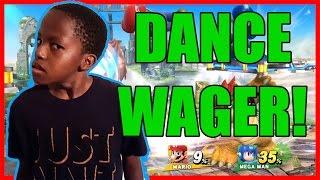HIT THE QUAN DANCE WAGER! - Super Smash Bros Wii U Gameplay   Wifey Beatdown 9 Pt.2