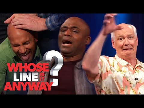 Přetočit a přehrát: Porod - Whose Line Is It Anyway?