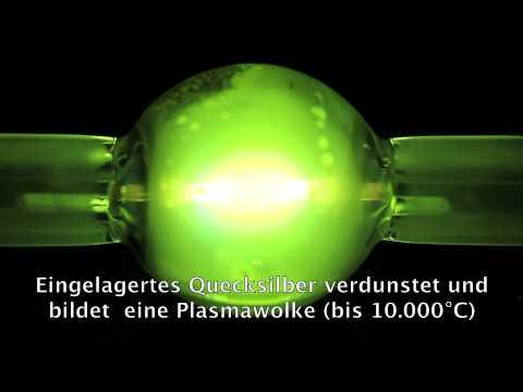 Hochdruck Metalldampflampe