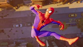Way Up - Jaden Smith (Spider-Man PS4)