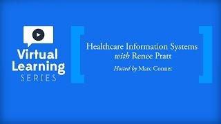 Healthcare Information Systems with Renee Pratt