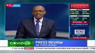 Uhuru and Raila move to align parliament for BBI | Press Review