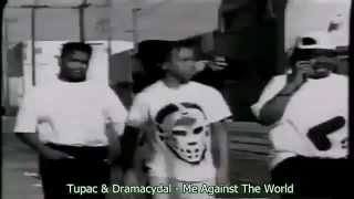 2Pac   Me Against The World TRADUCTION VIDEO ft  Dramacydal