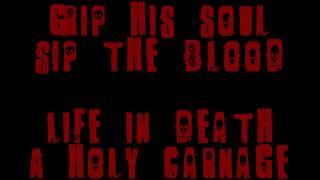 Arch Enemy ~ Ravenous (lyrics)