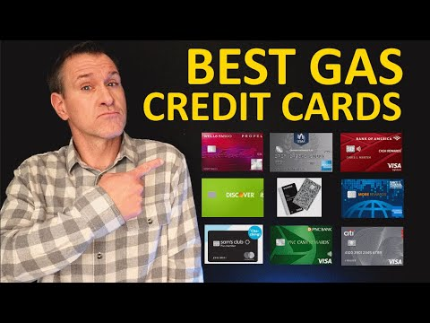 BEST Gas Credit Cards 2021 - Best Cards for Gas Rewards & Rebates & Discounts