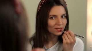 Как тонкие губы сделать пухлыми - МАСТЕР-КЛАСС