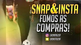 lucas1 - FAZENDO COMPRAS COM FNX E STEELEGA