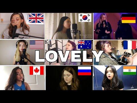 Who Sang It Better : Billie Eilish - Lovely  (us,uk,canada,australia,india,south korea)