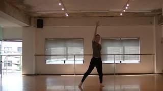 ジャズダンス課題〜振りのポイント〜のサムネイル