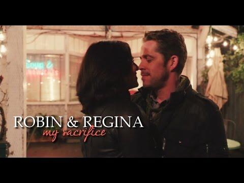 [ouat] robin + regina » my sacrifice