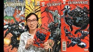 [Venom-verse]不同時空Venom大合集