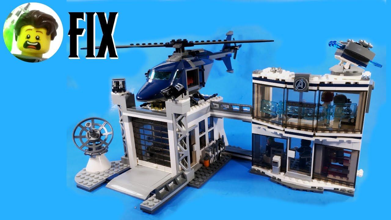 LEGO Avengers Compound Fix 76131