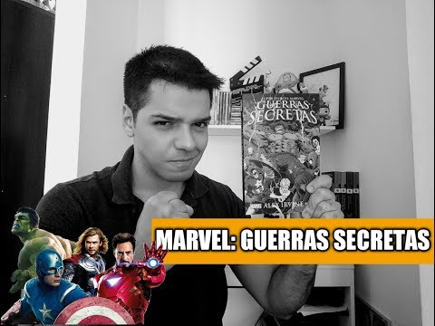 A outra guerra do universo Marvel: Guerras Secretas