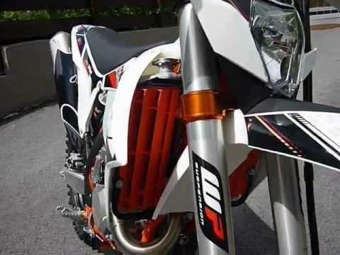 KTM 450exc Six Days 2013