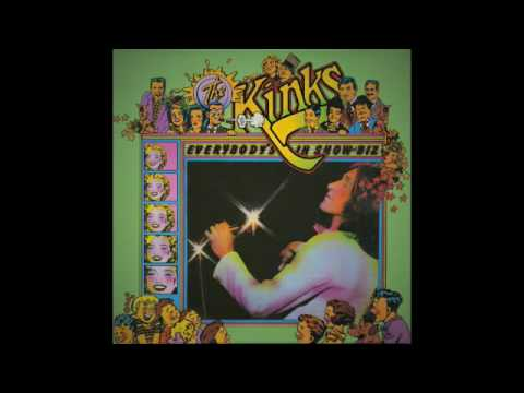 Supersonic Rocket Ship (1972) (Song) by The Kinks