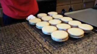 Making Moon Pies
