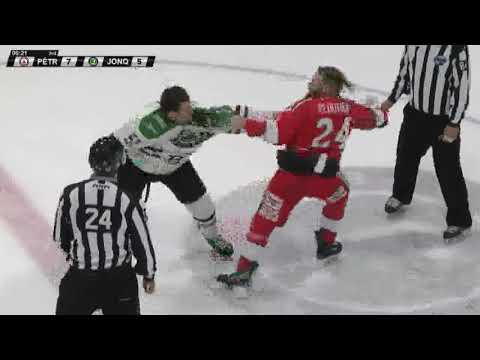 Chris Cloutier vs Danick Malouin