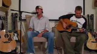 "Eric Church ""Pledge Allegiance To The Hag"" Austin  & Trevor"