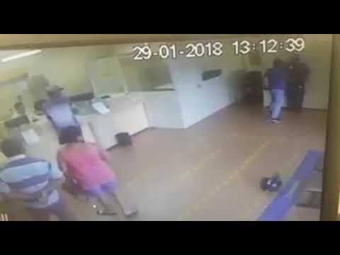 ASSALTO AGÊNCIA DOS CORREIOS EM ANDIRÁ - PR