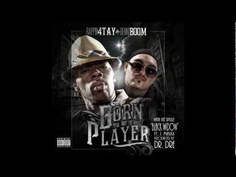"RAPPIN' 4-TAY and BENNI BOOM ft. J. Minixx DPG ""BLACK WIDOW"" (Produced by DR. DRE)"